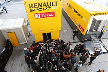 Renault believes it can fix F1 engine problems at Jerez test