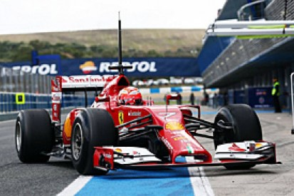 Ferrari: 2014 Formula 1 cars' ugly noses' significance overplayed