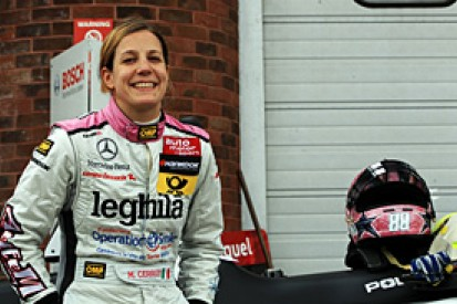 Super Nova signs Michela Cerruti for 2014 Auto GP season