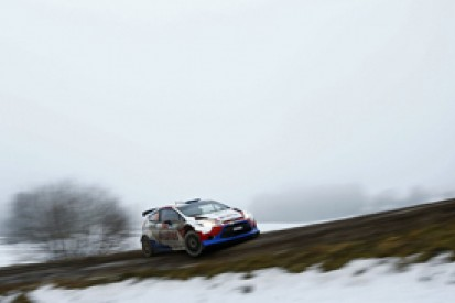 ERC postpones Sibiu Rally until October due to snowfall