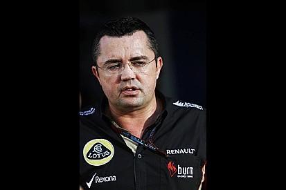 McLaren signs ex-Lotus F1 boss Eric Boullier as racing director