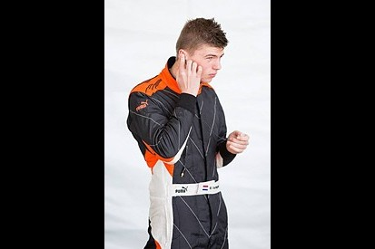 Max Verstappen could go straight into European Formula 3 for 2014