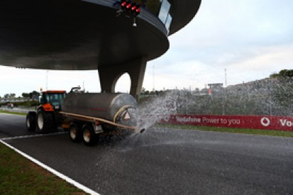 Formula 1's wet tyre test moved to Wednesday amid Jerez rain