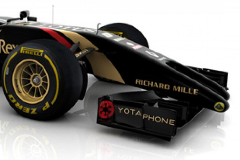 Lotus says 'twin tusk' nose design is not against F1 rules