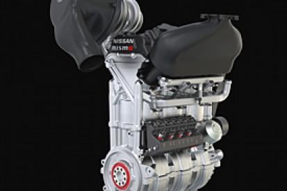 Nissan unveils petrol engine for ZEOD RC Le Mans 24 Hours car