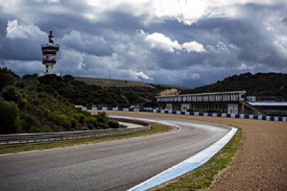 Wet weather running planned for final day of Jerez F1 test