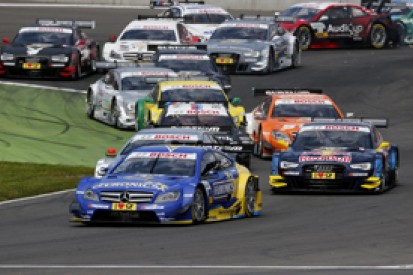 DTM and Super GT aim for head-to-head race in Asia in 2015