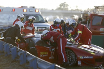Matteo Malucelli released from hospital after Daytona 24 Hours crash