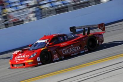 Daytona 24 Hours: Race halted after big crash involving Memo Gidley
