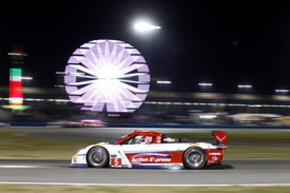 Daytona 24 Hours: Action Express leads into darkness