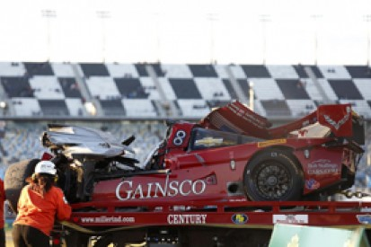Daytona 24 Hours: Memo Gidley has arm and leg surgery after crash