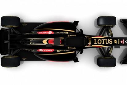 Lotus's 2014 Formula 1 car's twin tusk theory explained