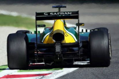 Caterham becomes first F1 team to reveal 2014 engine test audio