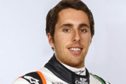 Daniel Juncadella lands Force India F1 team's reserve role