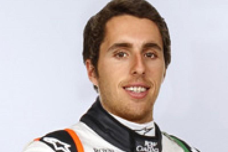 Daniel Juncadella lands Force India F1 team's reserve role