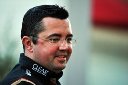 Boullier resigns from Lotus, set to become McLaren F1 team boss