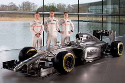 Button says 2014 McLaren F1 car will take time to perfect