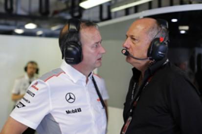 Ron Dennis's F1 return galvanises McLaren - Jenson Button