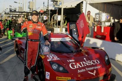 Daytona 24 Hours: Alex Gurney puts GAINSCO Corvette DP on pole