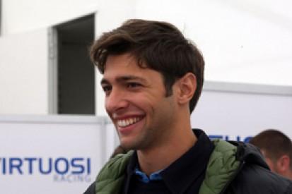 Andrea Roda stays in Auto GP with Virtuosi for 2014