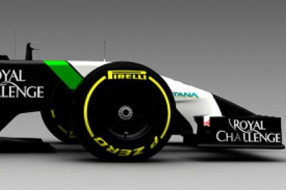 Tech insights: what the VJM07 reveals about F1 2014 designs