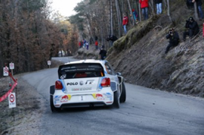 Monte Carlo WRC: Ogier admits early error could've ended rally