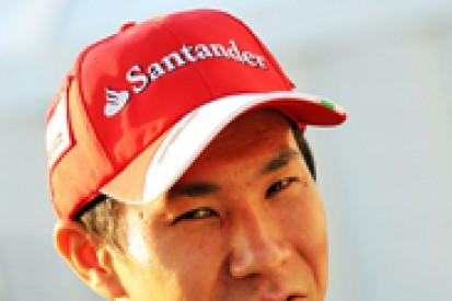 Kamui Kobayashi spurned Ferrari for 2014 Caterham Formula 1 seat
