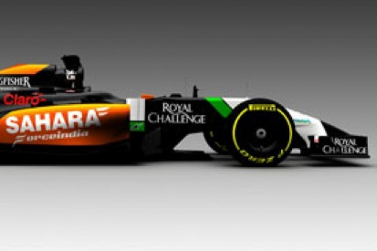 Force India planning dramatic new nose for 2014 VJM07 F1 car
