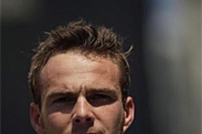 Giedo van der Garde joins Sauber as 2014 Formula 1 reserve driver