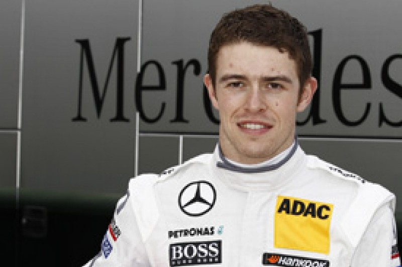 Mercedes F1 team eyes reserve role for Paul di Resta
