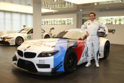 Alex Zanardi returns to motorsport with ROAL BMW Blancpain GT seat