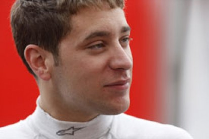 Frijns to join Rossi in Caterham F1 team's test driver line-up