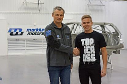 Toomas Heikkinen joins Marklund for 2014 World Rallycross