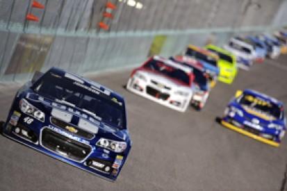 NASCAR plans radical Sprint Cup Chase format revamp for 2014