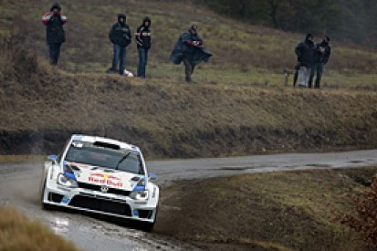WRC Monte Carlo: Ogier leads into final day after commanding showing