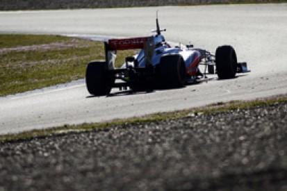 McLaren in race to make first 2014 Formula 1 test at Jerez