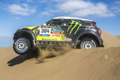 Dakar: Nani Roma extends leads as Orlando Terranova takes stage win