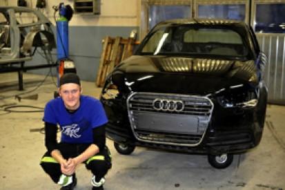 Robin Larsson graduates to Audi Supercar for 2014 World Rallycross