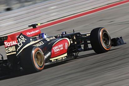 Lotus Formula 1 team talks with Quantum continue
