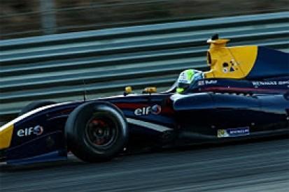 Will Buller joins Arden for 2014 Formula Renault 3.5 season