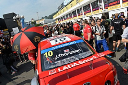 New WTCC rules a big opportunity for Lada, says James Thompson