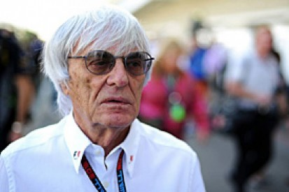 Ecclestone steps down from Formula 1's management board