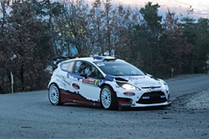 WRC Monte Carlo: Bouffier stays ahead at the end of day one