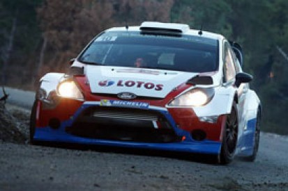 WRC Monte Carlo: Robert Kubica says early pace won't alter targets