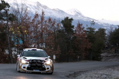 Kris Meeke fears challenging weather on the Monte Carlo Rally