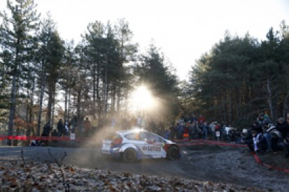 WRC Monte Carlo: Robert Kubica leads after first stage