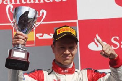 Arden to run Patric Niederhauser and Robert Visoiu in GP3 2014