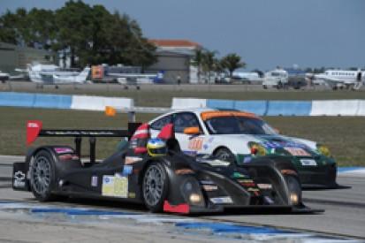 New British team Woodard set for European Le Mans Series LMP2