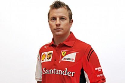 Raikkonen starts Ferrari simulator work ahead of F1 2014 campaign