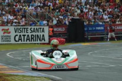 Tonio Liuzzi wins Felipe Massa's annual all-star karting event